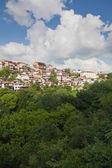 Old town Veliko Tarnovo in Bulgaria — Stock Photo