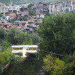 Stock Photo: View from old town Veliko Tarnovo