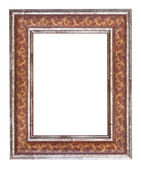 Painted picture frame — Stock Photo