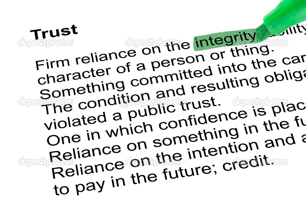 500 word integrity The word integrity is derived from a latin work integer integrity means equality in principles, action and values more the integrity, less are the chances of discontent.