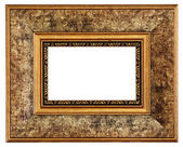 Standard picture frame — Stock Photo
