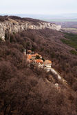 The Transfiguration Monastery near Veliko Tarnovo. — Stock Photo