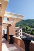 Vackra penthouse — Stockfoto