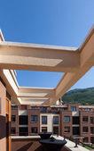 Güzel çatı katı — Stok fotoğraf