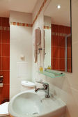 内部の美しいバスルーム — ストック写真