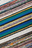Picture of Bulgarian hand-made rag-carpets — Stock Photo