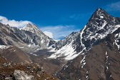Beautiful Himalayan mountain landscape. — Foto Stock