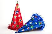 Deux chapeaux de fête — Photo