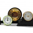 Three retro clocks — Stock Photo #2715735
