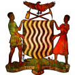 Zambia coat of arms — Stock Photo #13247146