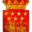 Symbol of madrid — Stock Photo