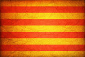 Symbol of catalonia — Stock Photo