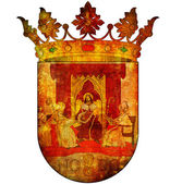 Symbol of sevilla — Stock Photo