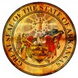 Stock Photo: Arkansas coat of arms
