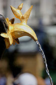 Fountain Water Spout — Stock Photo