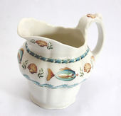 Ceramic decorative Jug — Stock Photo