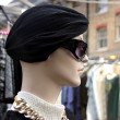 Stock Photo: Elegant Vintage Clothing Mannequin