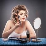 Woman beauty style portrait — Stock Photo #34467571
