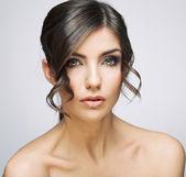 美丽的女人肖像 — 图库照片