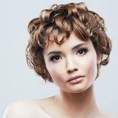 Woman beauty portrait — Stock Photo