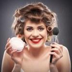 Woman beauty style portrait — Stock Photo #36179041