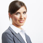 Ritratto di donna d'affari — Foto Stock
