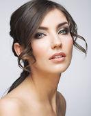 Retrato de mujer — Foto de Stock
