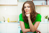 Kobiety w kuchni — Zdjęcie stockowe