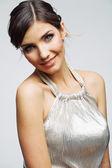 Retrato de mujer de moda — Foto de Stock