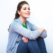 Young beauty woman — Stock Photo