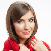 Woman beauty portrait. — Stock Photo