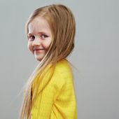 Portrait de jeune fille — Photo