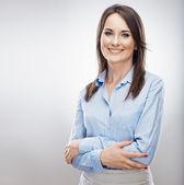 Portret kobiety biznesu — Zdjęcie stockowe