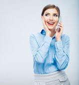 Zakelijke vrouw portret — Stockfoto
