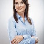 Portrait of business woman — Stock Photo #40064403