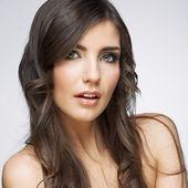 Mujer hermosa — Foto de Stock