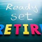 Ready, set, retire — Stock Photo #23272110
