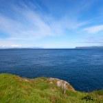 Beautiful view to the Atlantic Ocean,Ireland — Stock Photo #13685106