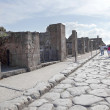 Stock Photo: Pompeii. Street