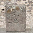 Pompeii. Former drinkable fountain — Stockfoto