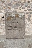 Pompeji. ehemalige trinkwasser-brunnen — Stockfoto