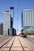 Vienna. Municipal landscape — Stock Photo