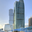 moscow international business center — Stock Photo