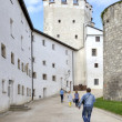 Hohensalzburg Castle - Stock Photo