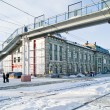 Stock Photo: Saransk, railway station