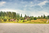 Island on Onega — Stock Photo