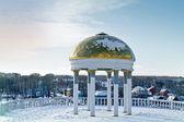City Saransk — Stock Photo