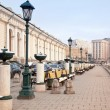Moscow, city landscape — Stock Photo #19162437