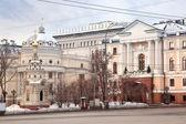 Moskau, eine stadtlandschaft — Stockfoto
