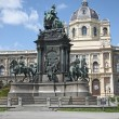 Vienna. Maria Theresa monument — Stock Photo